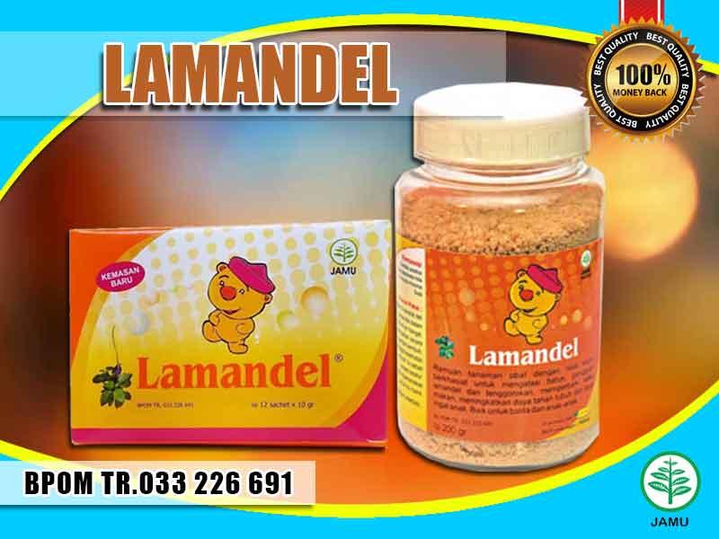 PROMO Lamandel Obat Radang Amandel di Manggarai Timur