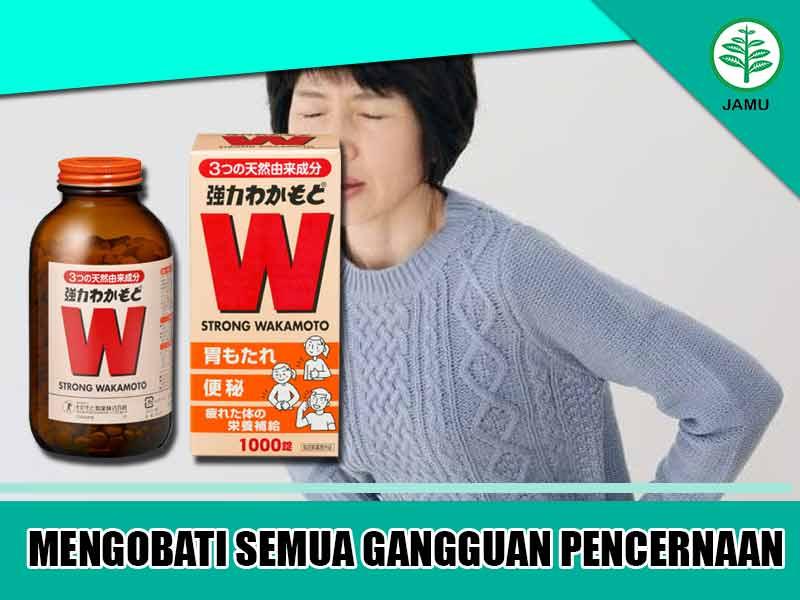 PROMO Obat Sakit Maag Strong Wakamoto di Pegunungan Bintang