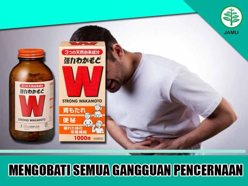 Bagaimana Cara Kerja Vitamin Strong Wakamoto