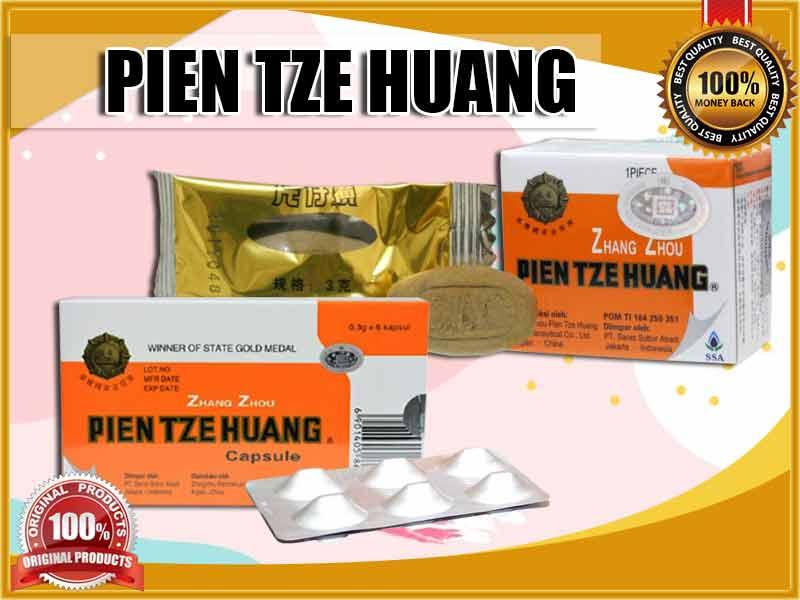 Jual Obat Perawatan Luka Pien Tze Huang di Enarotali