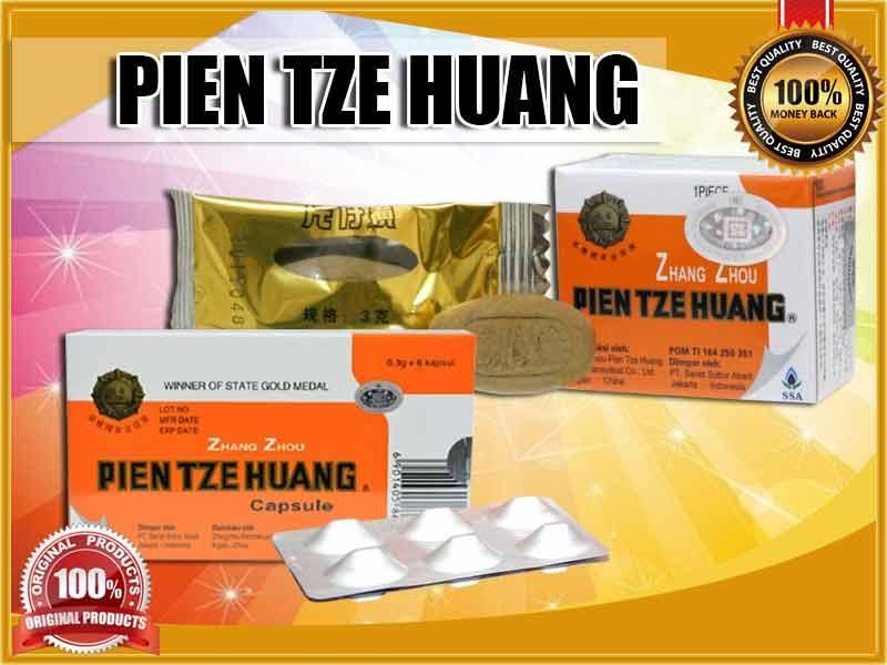 Pien Tze Huang Manfaat Dan Kandungan