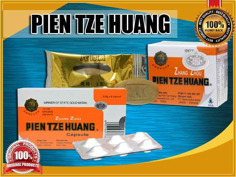 Toko Obat Penghilang Luka Pien Tze Huang di Waingapu