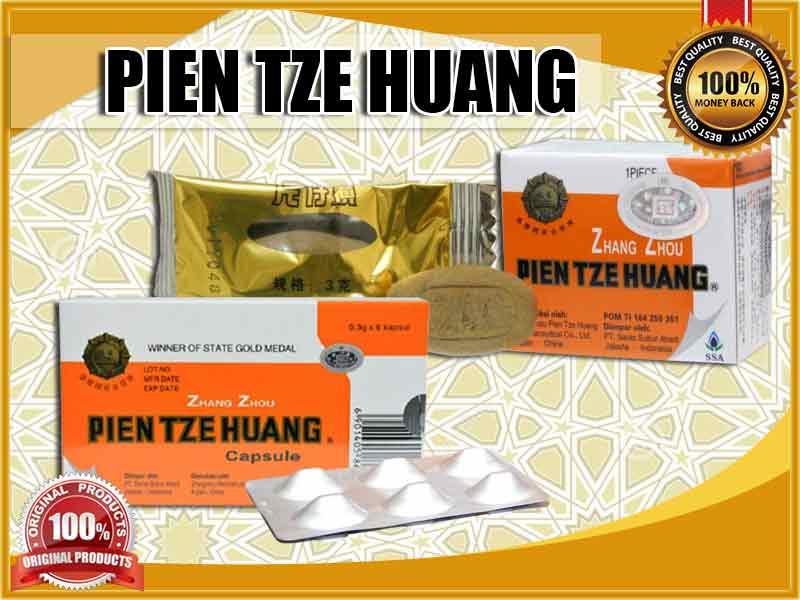 Jual Obat Penghilang Luka Pien Tze Huang di Muara Beliti Baru