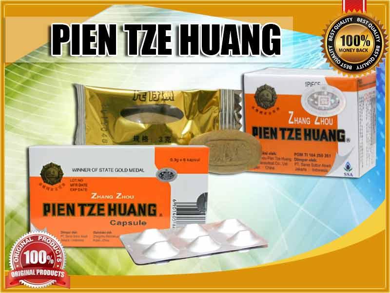PROMO Obat Penghilang Luka Pien Tze Huang di Pandeglang
