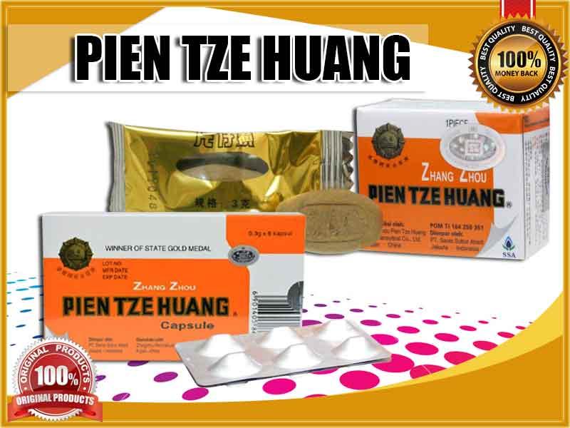 PROMO Obat Penghilang Luka Pien Tze Huang di Praya