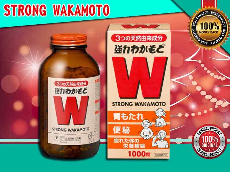 Review Obat Strong Wakamoto Kemasan Baru